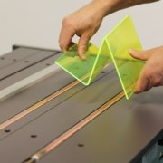 acrylic bending machine shannon hrt