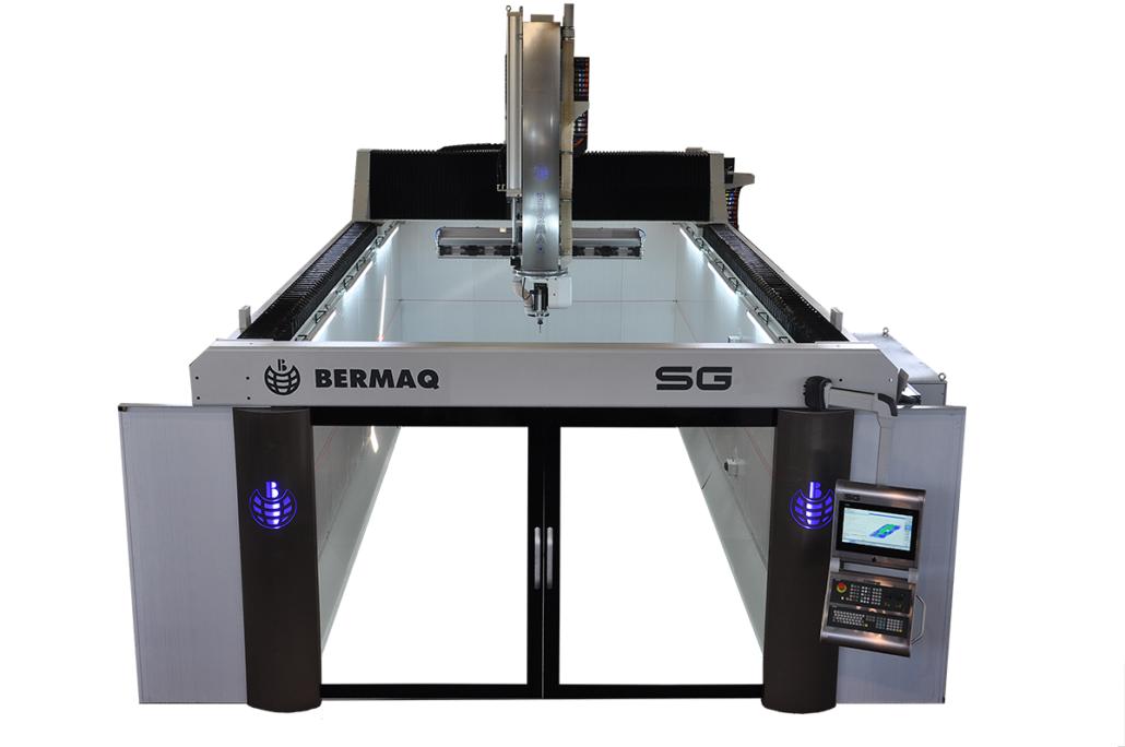 CNC milling machine SG