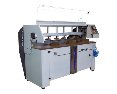 machine de polissage cnc pour le plastique