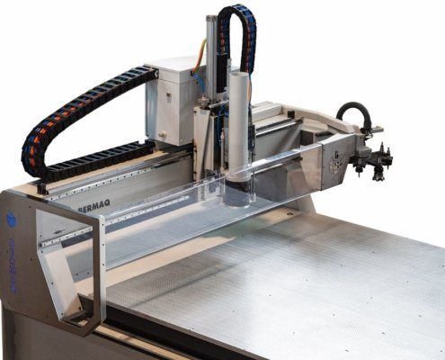 VISCOM-02 CNC MILLING MACHINE