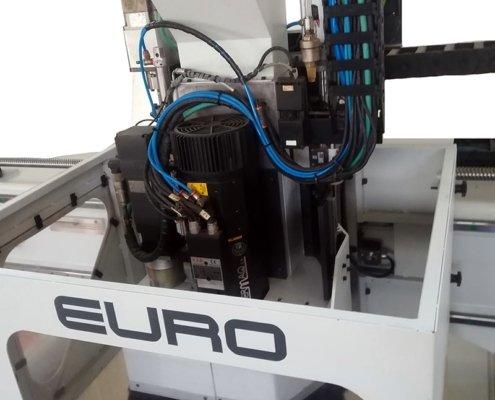 fresadora ocasion euro 9